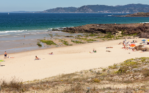 A Praia das Furnas