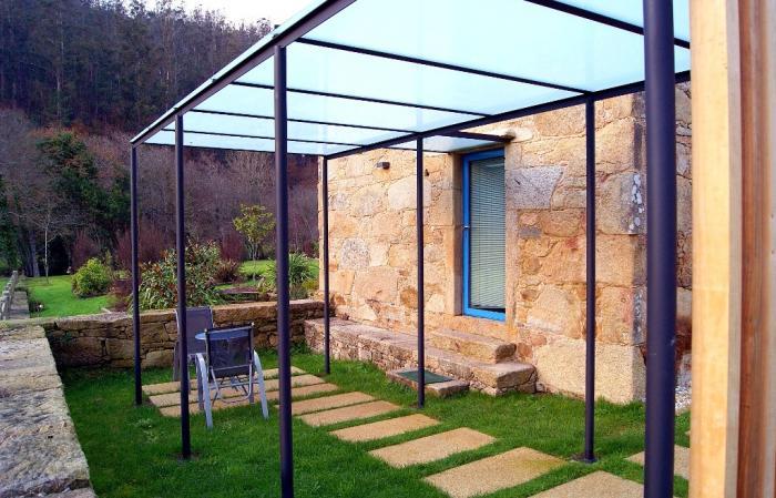 Exterior Cabana Bela