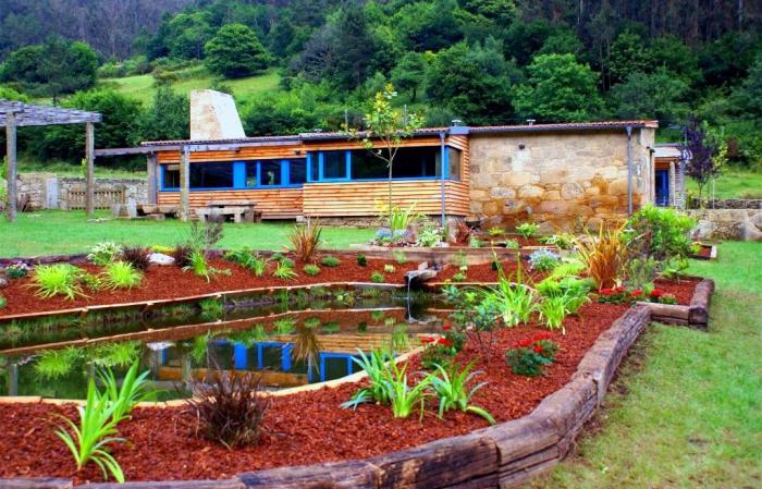Exterior Cabana Moura