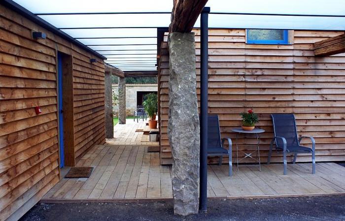 Exterior Cabana Moucho