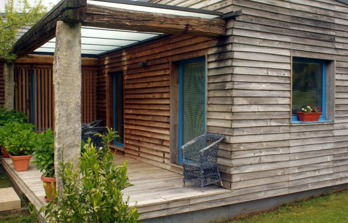 Exterior Cabana Suite