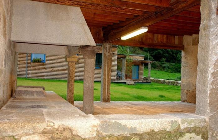 Lareira A Cabana de Carmen