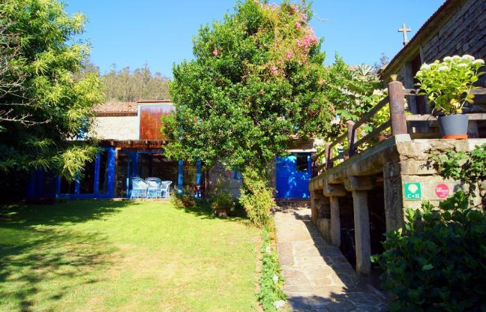 Exterior Casa Perfeuto María