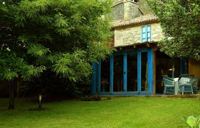 Jardín Casa Perfeuto María