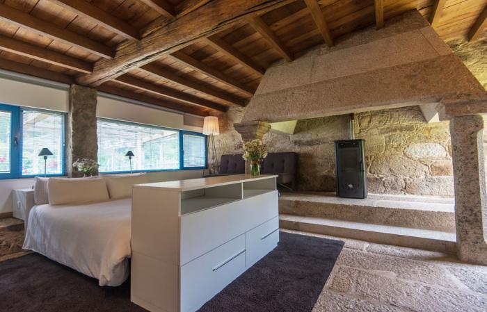 Habitación Cabana Moura