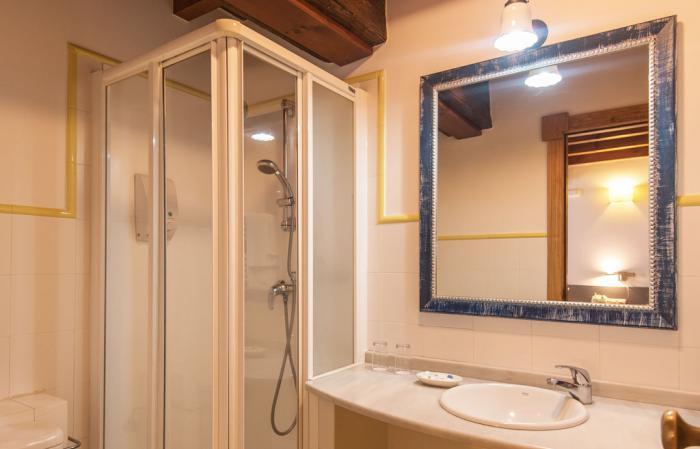 Baño Habitación 3 Casa Perfeuto Maria