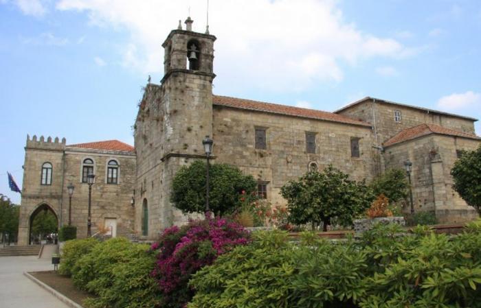 Iglesia de San Francisco - Noia