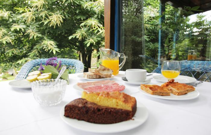 Desayuno en Casa Perfeuto María