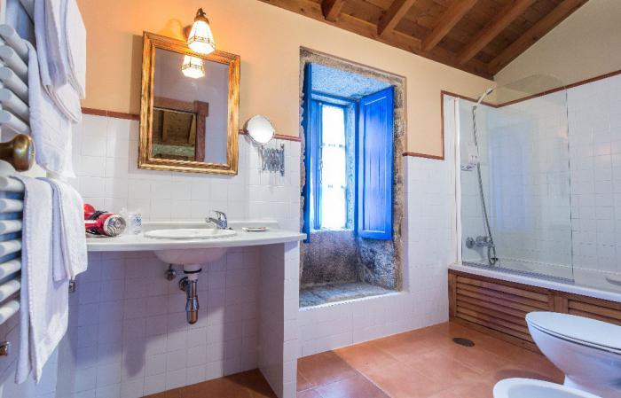 Baño Casa Perfeuto María
