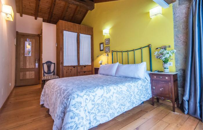 Habitación Casa Perfeuto María