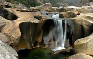 Río Xallas - Ézaro