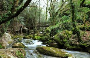 Río San Xusto - Lousame