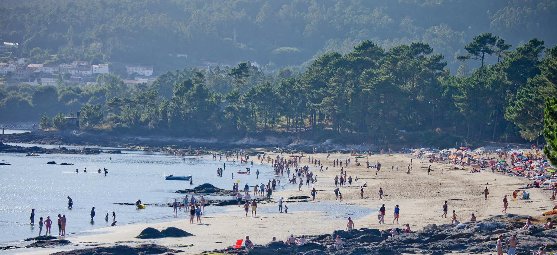 Praia de Broña