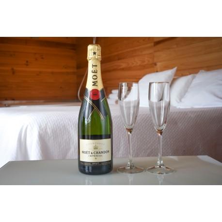Botella champán