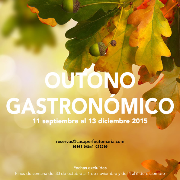 Outono Gastronómico